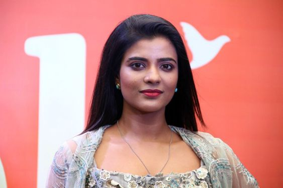 Actress Aishwarya Rajesh inaugurate fbb new store