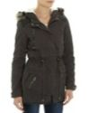 Parka With Faux-fur Lining