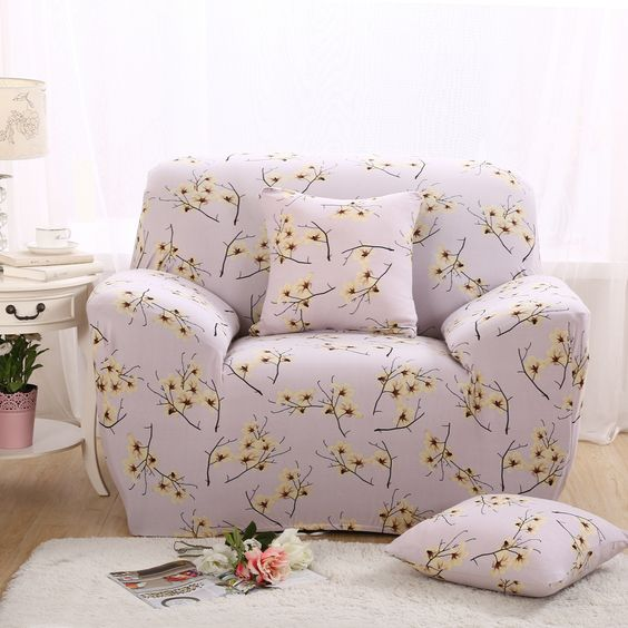 Modern Sofa Covers/corner Sofa Covers Slipcovers/floral Printed Sofa Covers  Single Double Three Four Seat Size For Living Room | SOFA COVER | Pinterest  ...