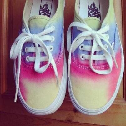 zapatos vans tumblr