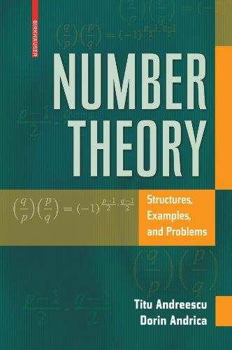 Number Theory. Creator: Titu Andreescu. Sections on mathematical induction and…