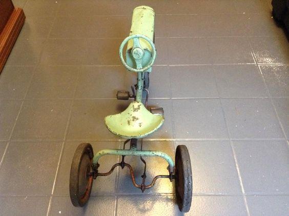 como fazer+carro de pedal antigo - Google Search
