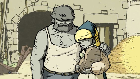 Valiant Hearts: The Great War. Oh, Emile! The ending of this game made me cry like a baby :(