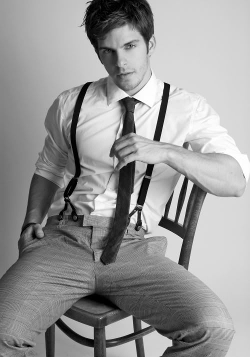 how to wear button suspenders without buttons