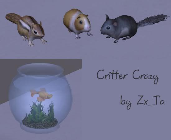 GoS November Theme - Critter Crazy! 2011