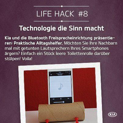 Wir haben ein paar tolle Alltagshelfer, die Ihr Leben wesentlich leichter gestalten werden. So wie zum Beispiel unsere Bluetooth Freisprecheinrichtung. Alle weiteren Technologien unserer Fahrzeuge finden Sie hier:   http://www.kia.com/at/specials/flexible-range-campaign/#start  #kia #smarttechnology #lifehack