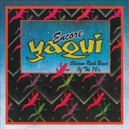 Yaqui - Chicano Rock Band Of The 70's