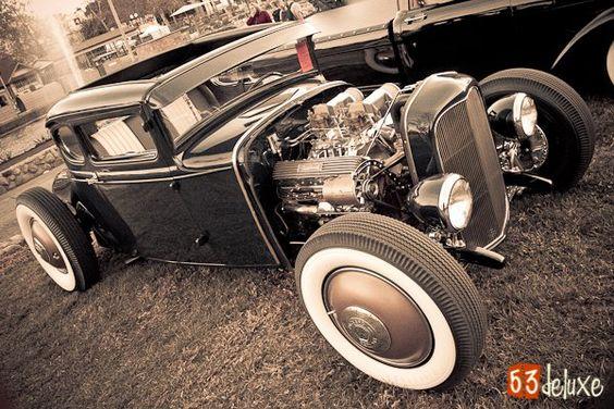 Automotive Art by Todd Merrick