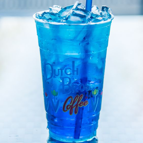 Blue Raspberry Watermelon Dutch Soda.