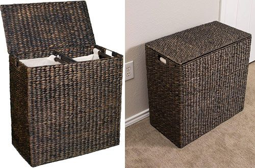 Top 10 Best Wicker Hampers With Lid Wicker Hamper Laundry
