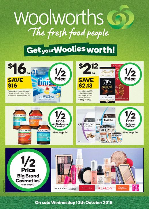 Woolworths Catalogue 10 16 October 2018 Http Olcatalogue Com Woolworths Woolworths Catalogue Html Free Stuff By Mail Find Free Stuff Gift Catalog