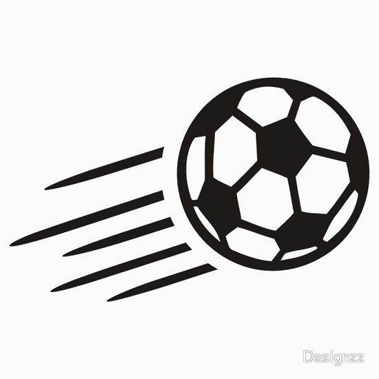 Soccer Ball Sticker By Designzz Soccer Soccer Ball Clip Art Pictures