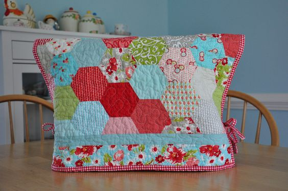 Clover and Violet: My new Sewing Machine Cover
