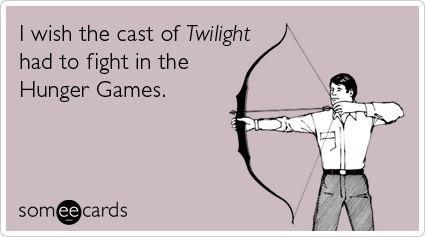 #twilight #hungergames #shitjustgotreal