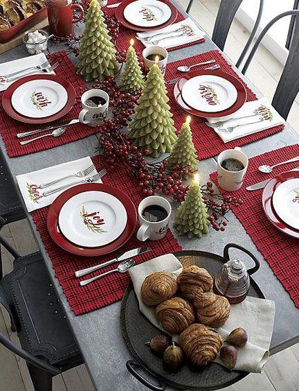 Decoração de Mesa de Natal: 15 Ideias Inspiradoras para Usar em Sua Ceia de Natal!