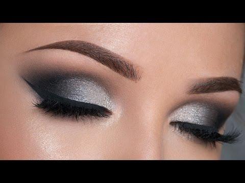 Best ideas for makeup tutorials: this nyfw-inspired eye makeup.
