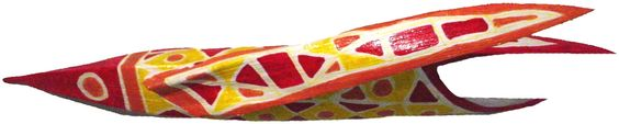 Peixes, móbiles, decorativos feitos com fibras naturais do coqueiro - Fish, mobiles, decorative made with natural fibers of coconut