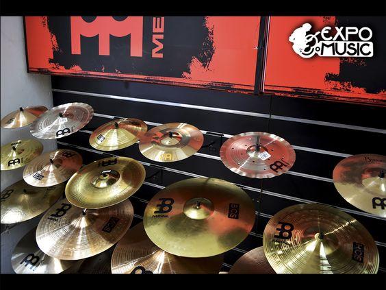 Ven y encuentra en nuestro local la gran variedad de cymbals que te ofrecemos en la marca más revolucionaria en instrumentos de percusión.