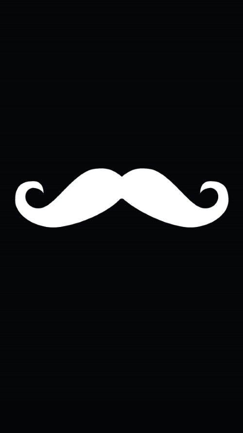 moustache wallpaper moustache pinterest papiers