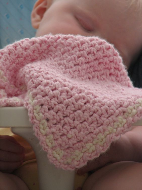 Lovey blanket free crochet pattern Crochet for Baby ...