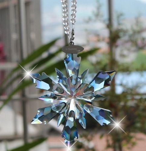 2018 Swarovski Crystal Snowflake Large Christmas Ornament 5286457 Frozen Swarovski Christmas Ornaments Large Christmas Ornaments Swarovski Crystal Figurines