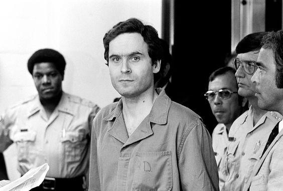 Ted Bundy, aka, The Angel of Decay
