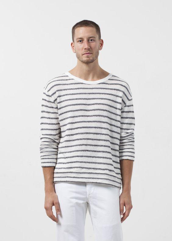 Unisex Pique Sweater
