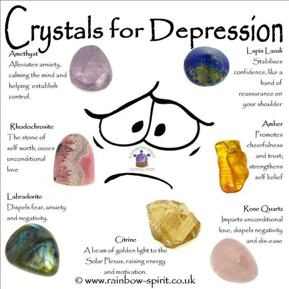 Crystals for Depression balancedwomensblog.com Great art and craft kits for children http://gillsonlinegems.myshopify.com