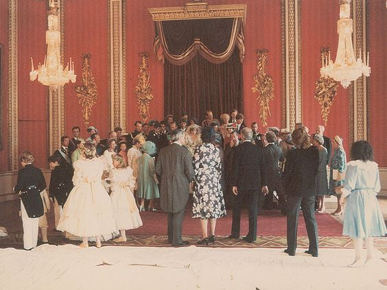 These photographs are outtakes from Patrick Lichfield's private photograph taken for the royal family. Since 1981, the photographer's assistant has held these rare images.