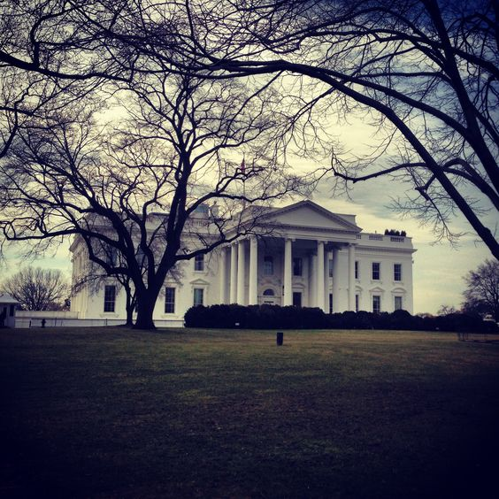 The White House - March 1st 2014.