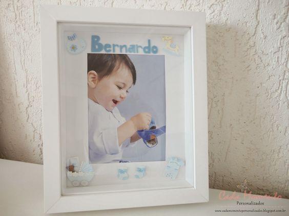 Porta maternidade Bernardo