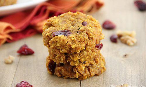 dash diet pumpkin cookies