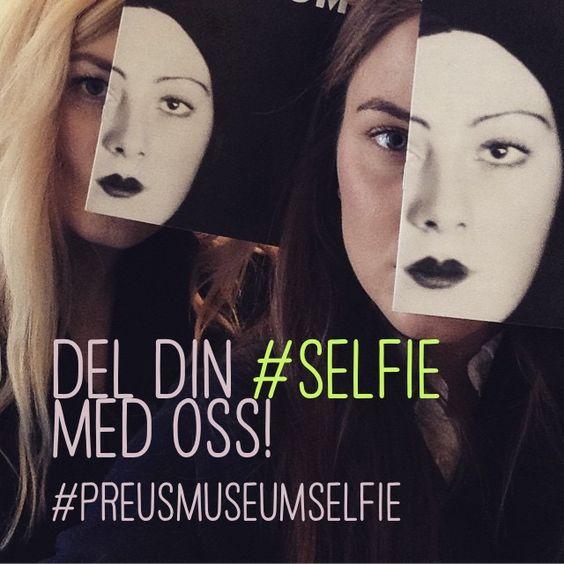 Hjelp til selfie-hjelp | Preus museum