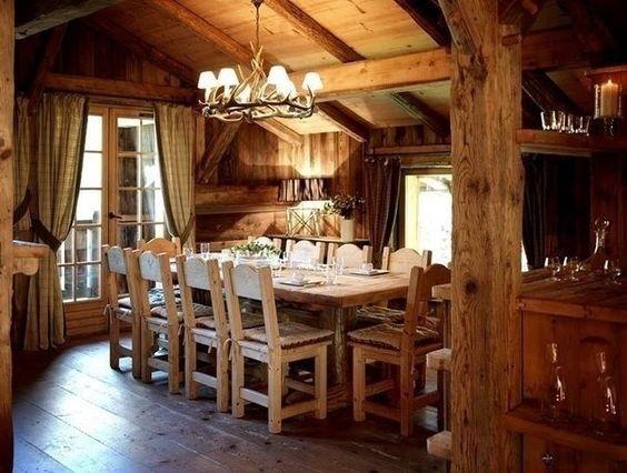 Дом -шале