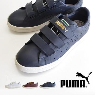 イーザッカ|送料無料|PUMA|ベルクロ仕様でデザイ