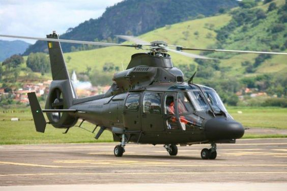Airbus Helicopters & Brazilian Helibras delivered first 2 modernised Eurocopter AS365 Panthers, for the Brazilian armed forces. In total 32 in service in Brazil & all will be progressively updated, between now & 2021. The Panther is expected to remain in Brazilian service for another 25 years.