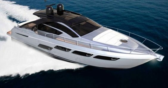 Pershing 5X Yacht