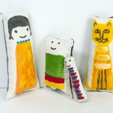 Non-cheesy craft ideas for kids of artsy parents