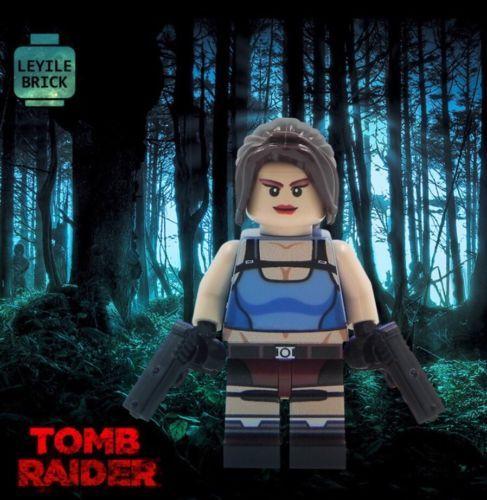 **New**LYL BRICK Custom Inspector Gadget Lego Minifigure