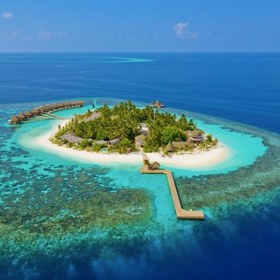 Kandolhu Island Resort @ Maldives