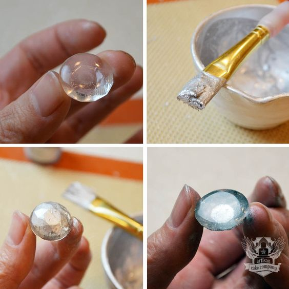 How To Make Edible Jewels For Cake Decorating