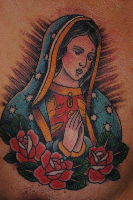 Virgen, Cultura, Mamá Tatuaje, Blog Tatuaje, Tatuajes Guadalupe, George Patton, Tatuajes Que Quiero, Tatuajes Fresco, Lookbook Tatuaje