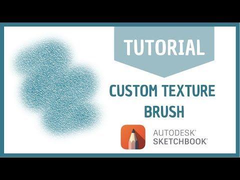 How I Created My Custom Brush In Autodesk Sketchbook Tutorial Youtube Autodesk Sketchbook Tutorial Sketch Book Digital Art Tutorial