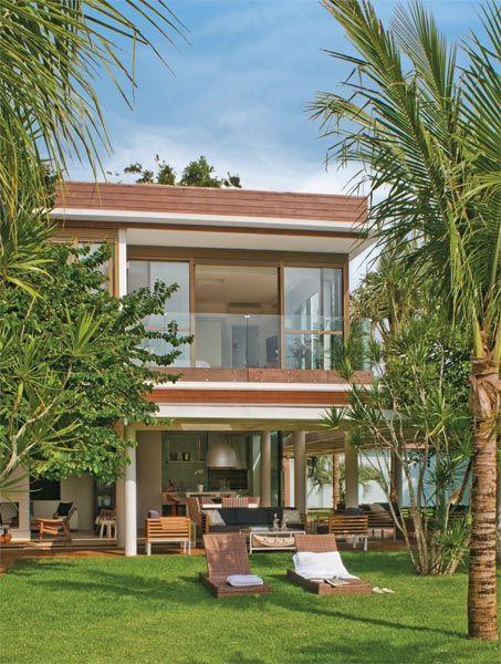 Casa pronta em quatro meses com steel frame - Casa: