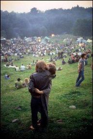 Elliott Landy, Woodstock Festival, Bethel, NY 1969.