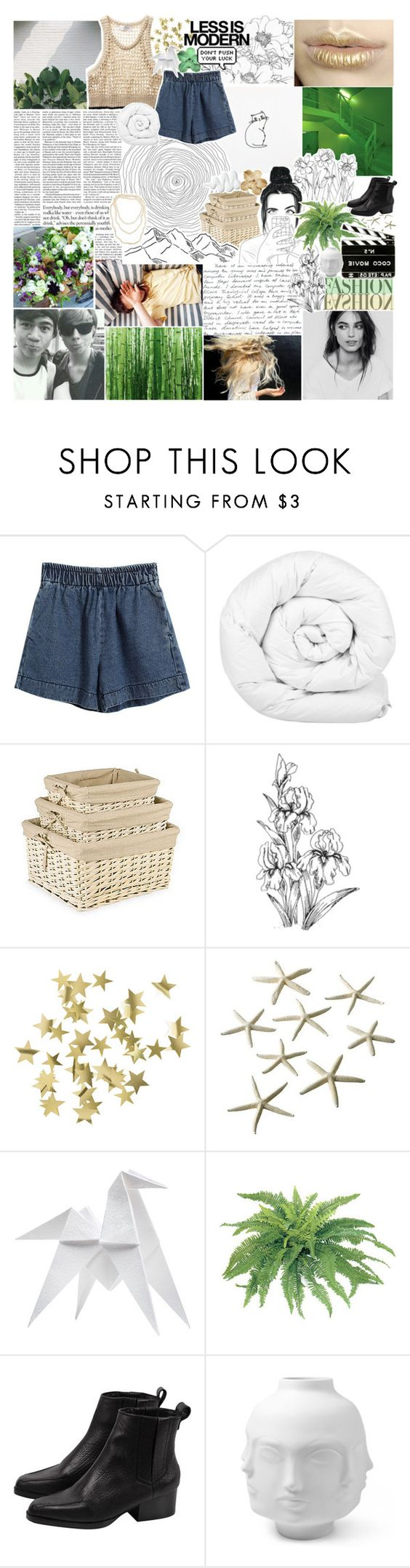 """☾ i can finally see the truth"" by thundxrstorms ❤ liked on Polyvore featuring A.L.C., Chicnova Fashion, Brinkhaus, Zara, H&M, Hermès, Chanel, Jonathan Adler, Kara and Serfontaine"