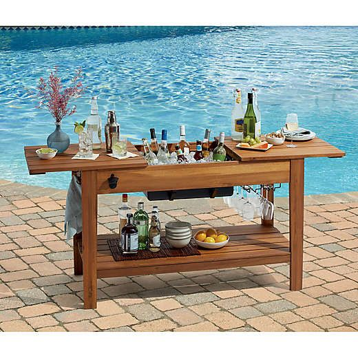 Coolers Carts Bed Bath And Beyond Canada Outdoor Bar