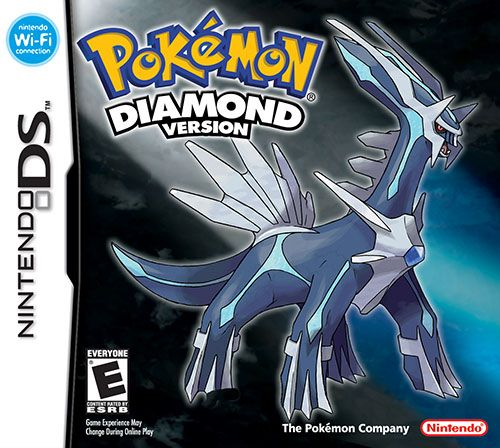 Play Pokemon Diamond Version Online Free Nds Nintendo Ds Pokemon Pokemon Nds Nintendo Ds