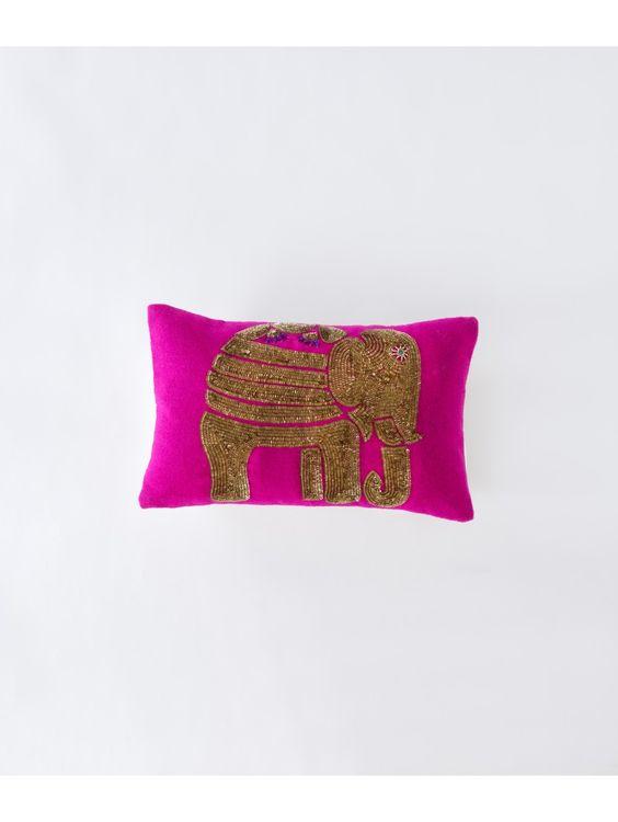 Echo Pillow, Pink
