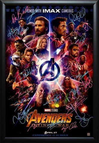 avengers poster marvel